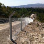 Tel Çit Örgülü Çit